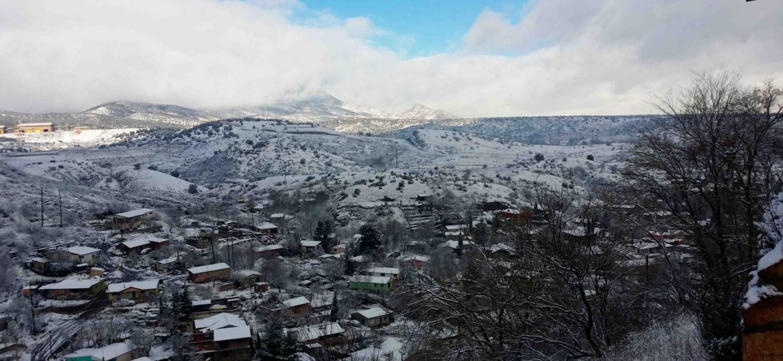 Alerta meteorológica en Sonora por Frente Frío No. 35