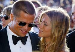 Brad Pitt fue invitado de lujo al cumpleaños de Jennifer Aniston