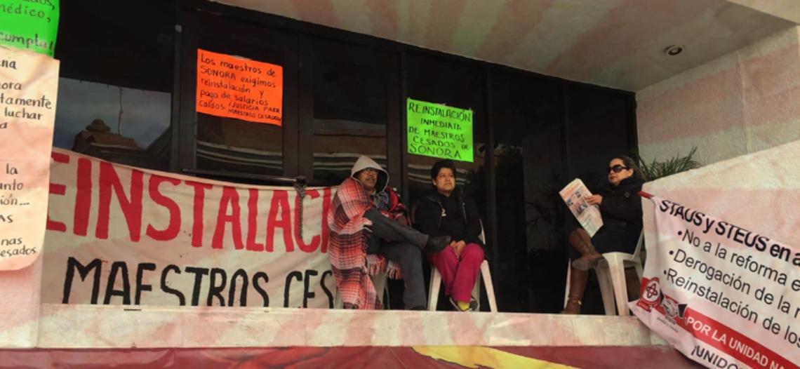 Se reafirma la cultura del bloqueo y la protesta