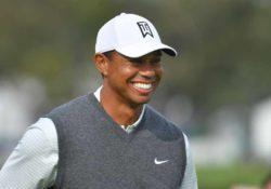 Tiger Woods ya entrenó en México