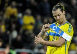 Suecia le pide ayuda a Ibrahimovic