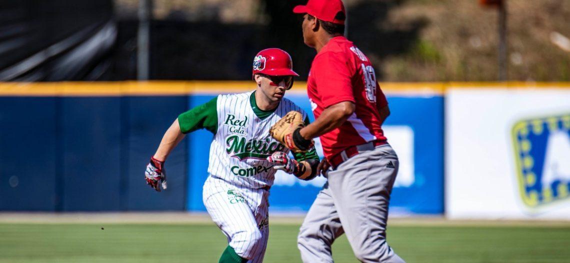 México sufre ante Cuba en su segundo partido