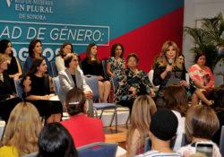 Reconocen impulso de la Gobernadora a la participación de la mujer