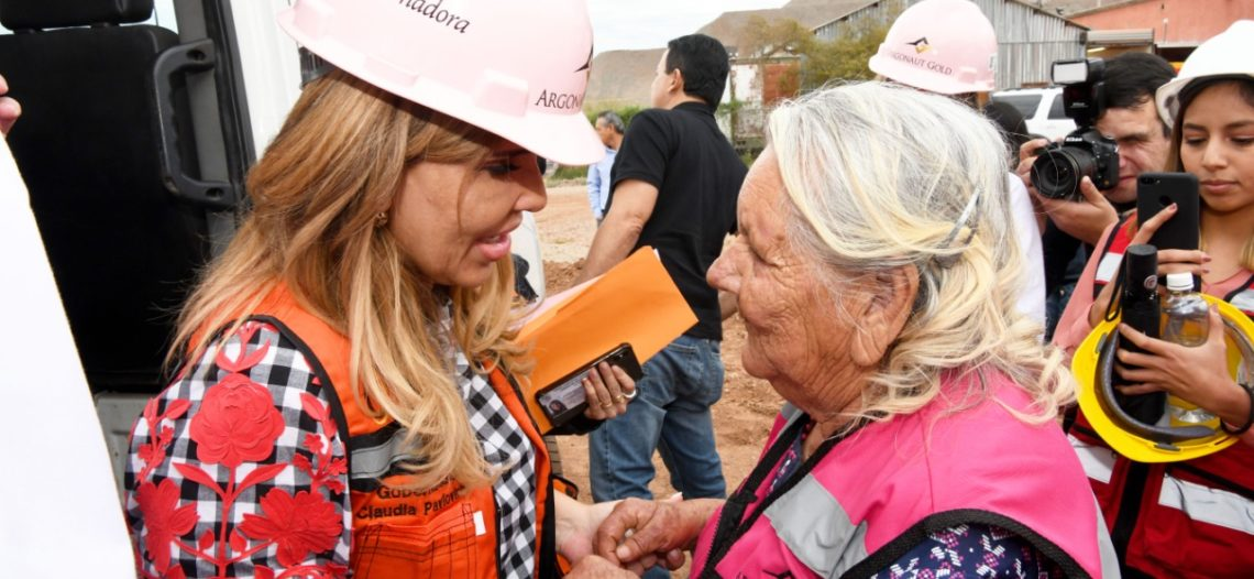 Reconoce Gobernadora vocación y valentía de las mujeres