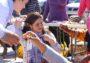Encabeza Alcaldesa jornada de atención en Punta Chueca