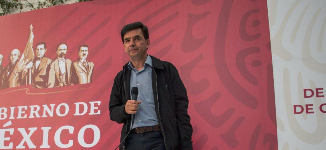 Mexicanos son eje de la Cuarta Transformación: vocero