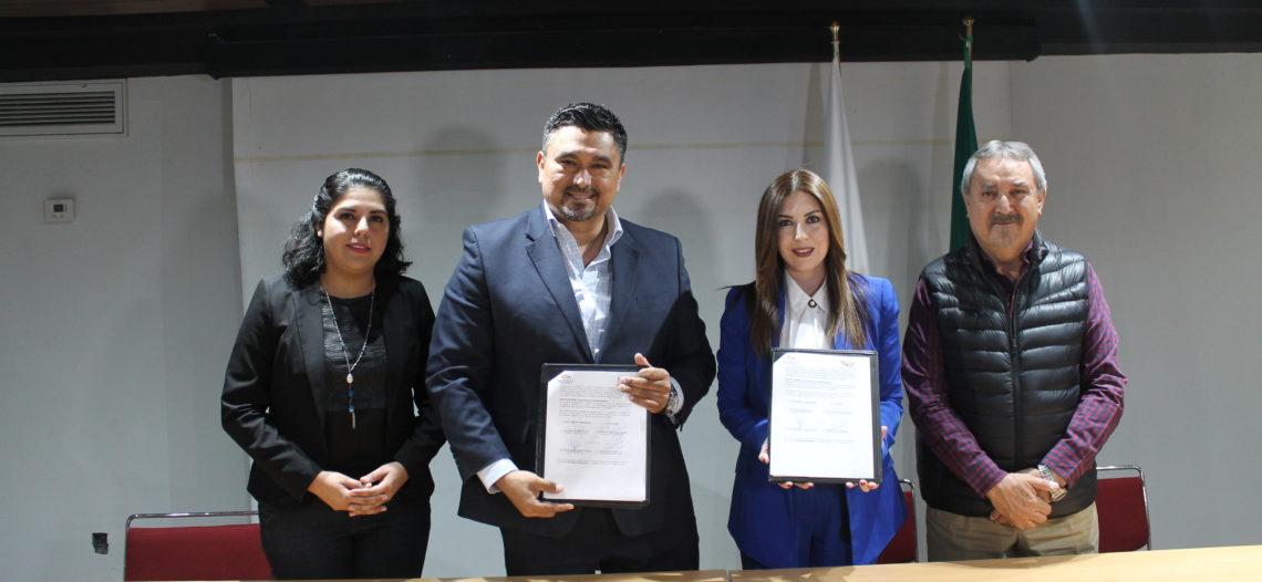 Celebra convenio de colaboración  CMIC y ACI México, Capítulo Noroeste