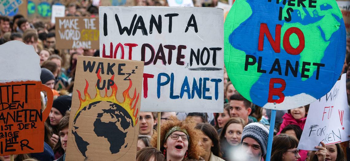Exigen frenar el cambio climático