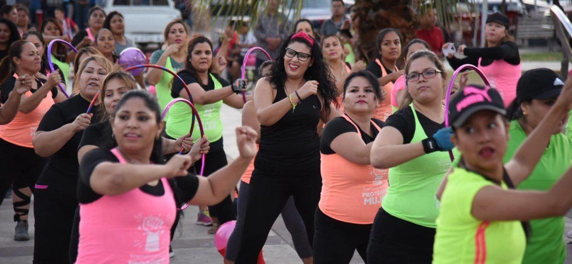 Mujeres hermosillenses continúan aprendiendo defensa personal