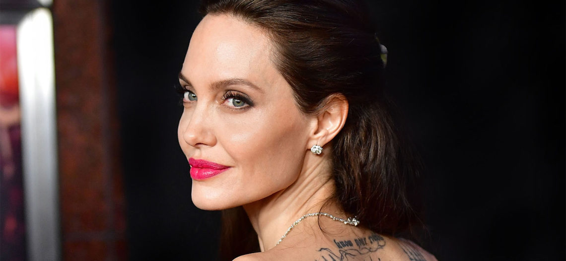 Confirman a Angelina Jolie para 'The Eternals' de Marvel