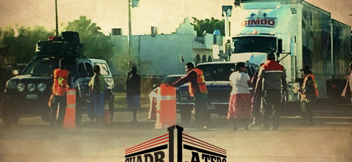 Guaymas y Empalme, las carreteras de los retenes
