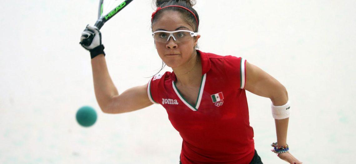 Paola Longoria conquista título Panamericano de Raquetbol