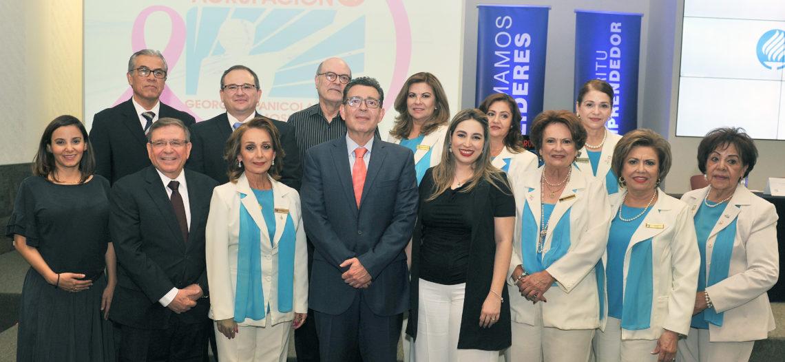 Toma protesta la nueva mesa directiva de Agrupación George Papanicolaou