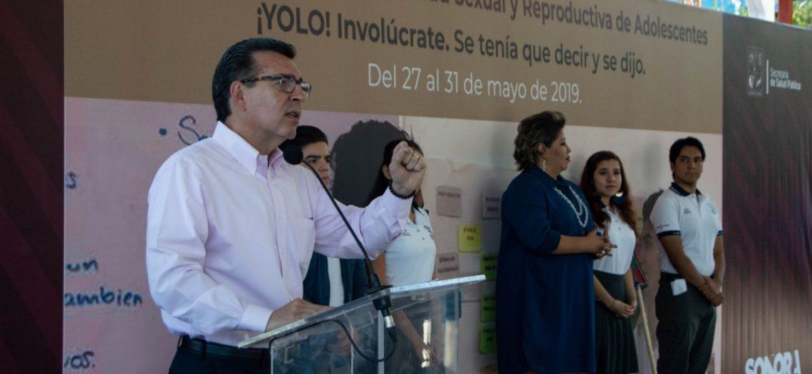 Inicia Tercera Semana Nacional de Salud Sexual y Reproductiva