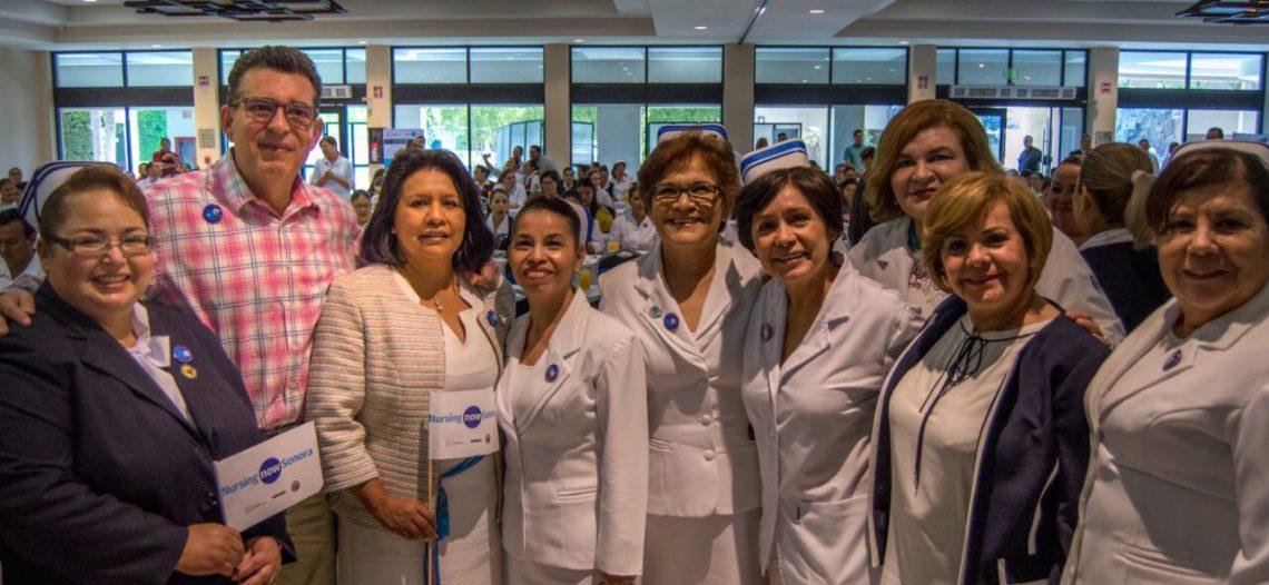 Conmemora Salud Sonora Día Internacional de Enfermería
