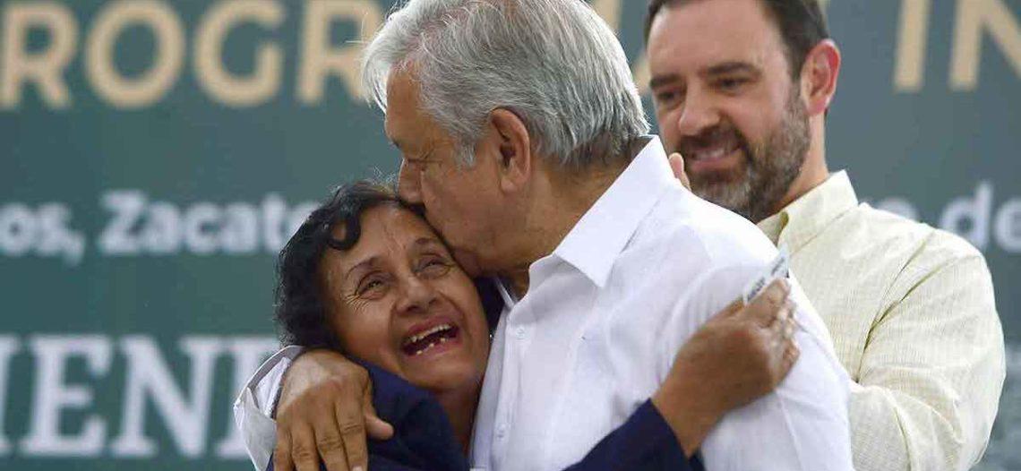 'Hacía falta un buen gobierno y ya se tiene': López Obrador
