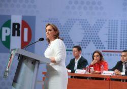 Ruiz Massieu pide licencia al Senado