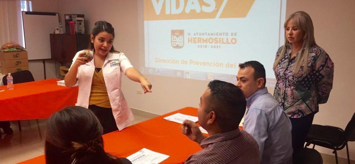 Intensifica Prevención del Delito cursos de orientación para empresas y en escuelas