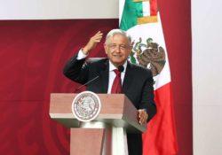 En el Día del Trabajo, López Obrador da su mensaje