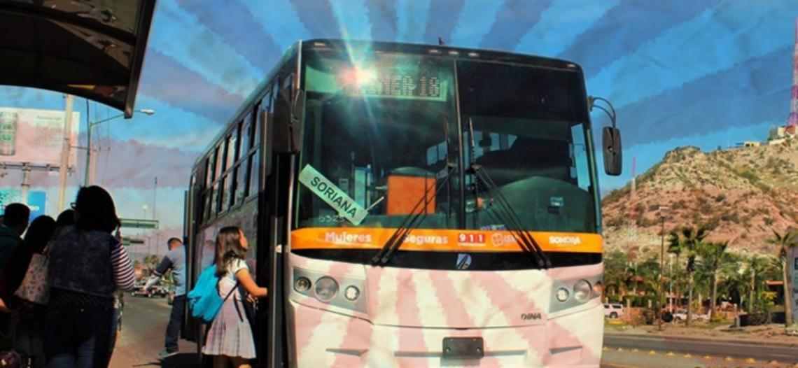 Enmudecen los problemas del transporte en Hermosillo