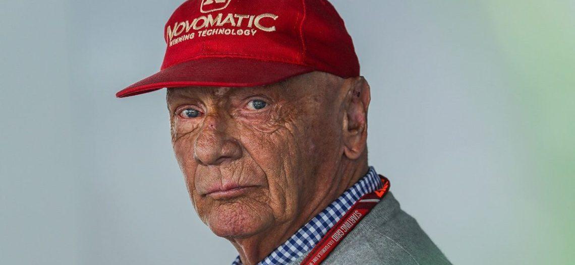 Fallece Niki Lauda, leyenda del automovilismo