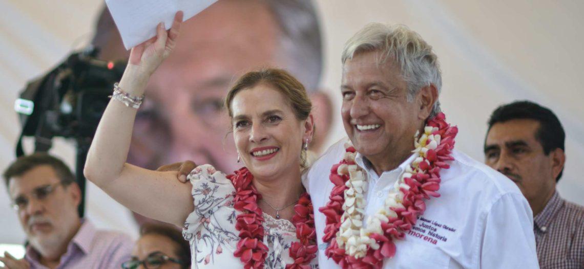 Beatriz Gutiérrez Müller publicará un nuevo libro