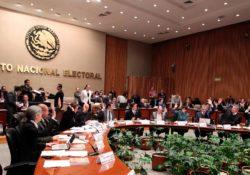 Listos para jornada electoral en paz, certeza y legalidad: INE