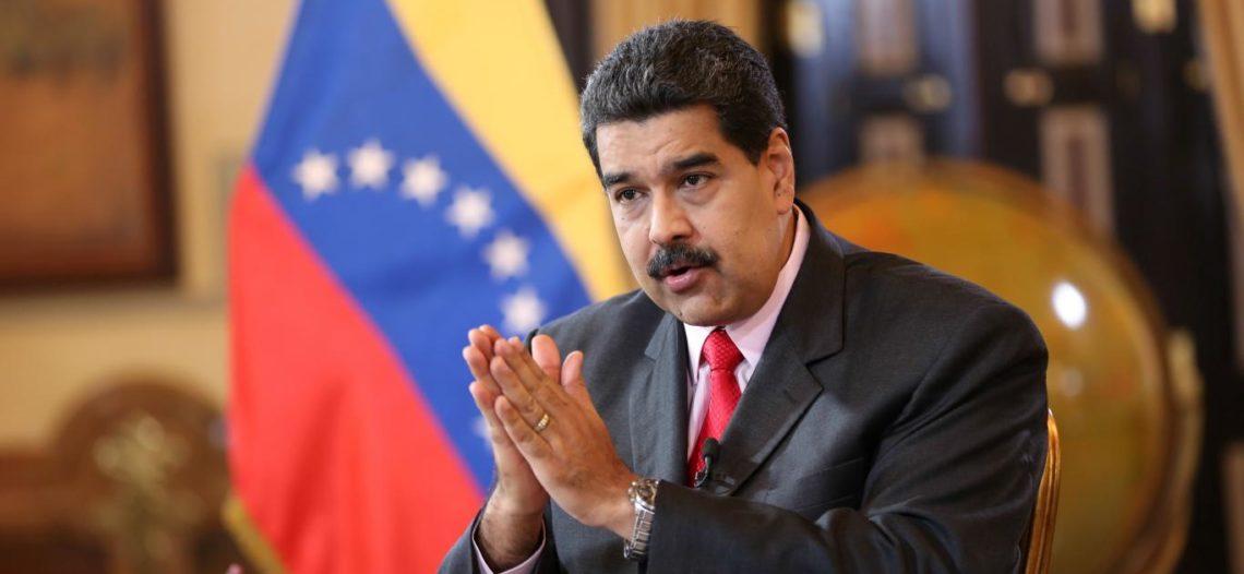 Maduro culpa a EU de violar embajada en Washington