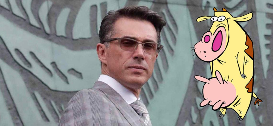 """Preocupa """"la vaquita amarilla"""" a Sergio Mayer"""