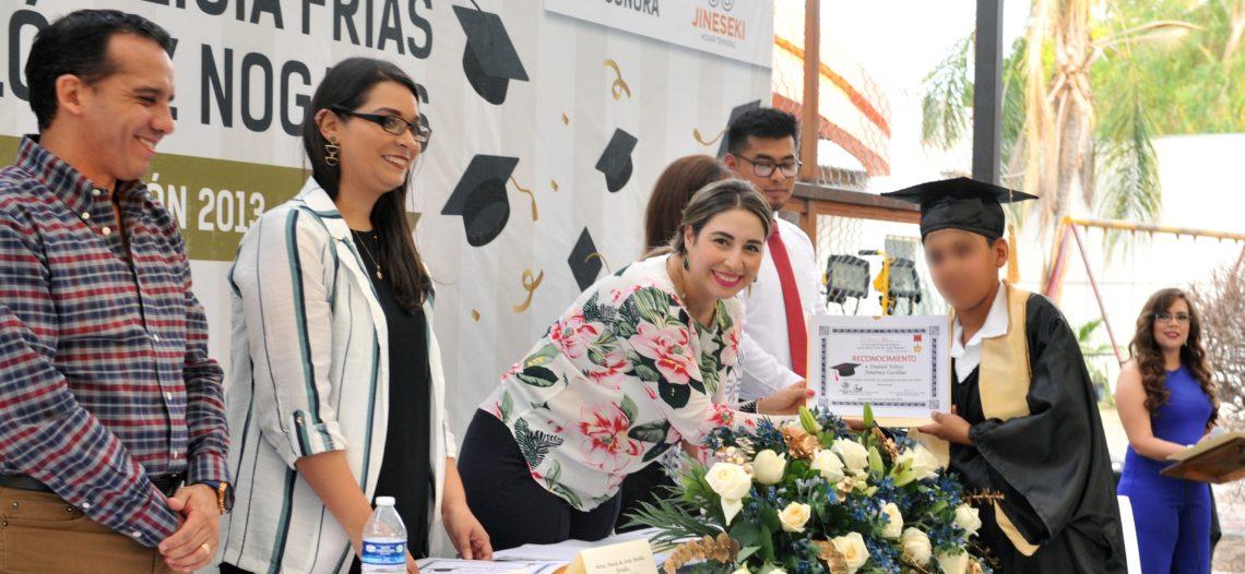 Se gradúan alumnos de Centros de Asistencia Social de DIF Sonora