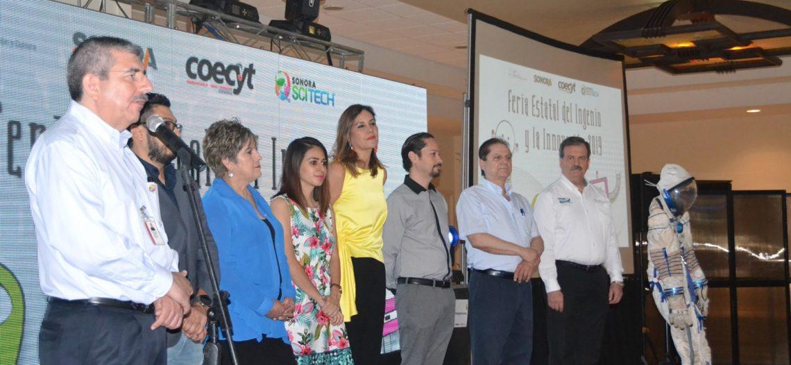 Realiza SEC Feria Estatal del Ingenio y la Innovación.