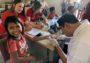 Apoya Voluntariado Isssteson a más de 30 niños Triquis