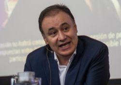 Durazo destaca reducción delictiva en Tamaulipas