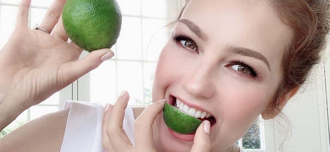 Thalía promueve 'Challenge' sobre la enfermedad de Lyme