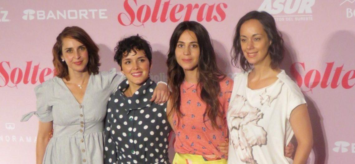 'Solteras', la película que te urge ver con tus amigas