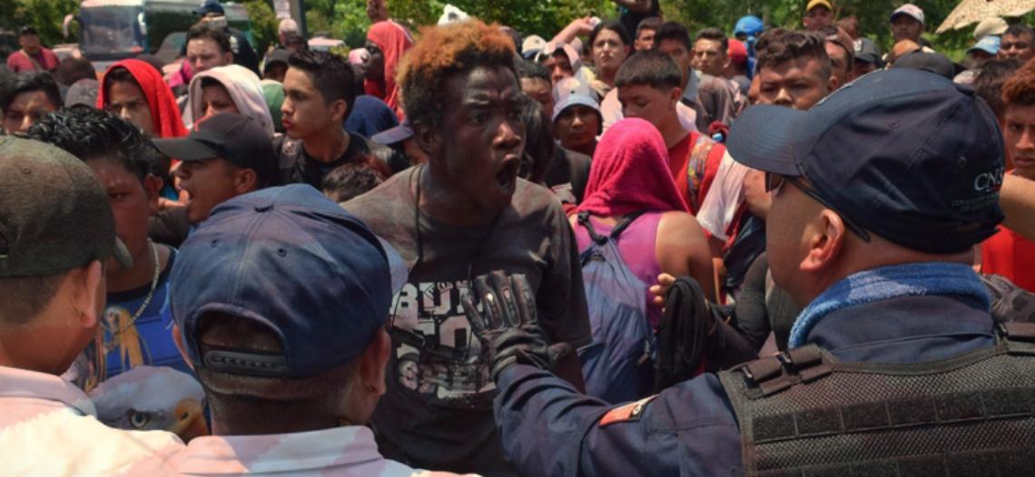 Migrantes, el problema que viene