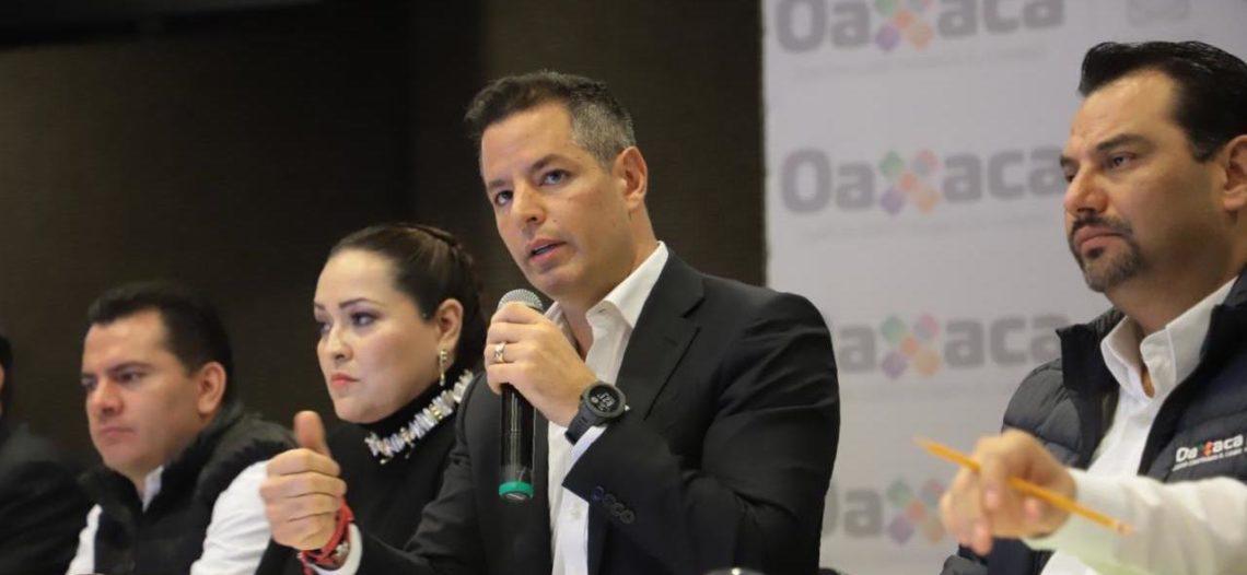 A mano alzada, Oaxaca dice sí al progreso: Murat