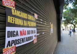 Huelga paraliza Brasil; la primera que enfrenta Bolsonaro