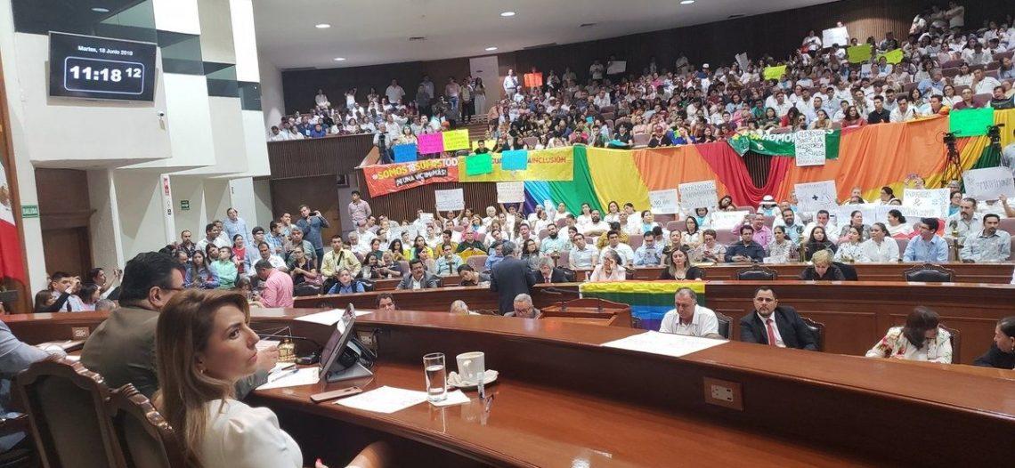 Congreso de Sinaloa rechaza el matrimonio igualitario