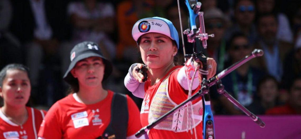 Mexicanas eliminadas de Mundial de tiro con arco