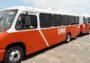 Se incorporan unidades nuevas al Plan Operativo de transporte público