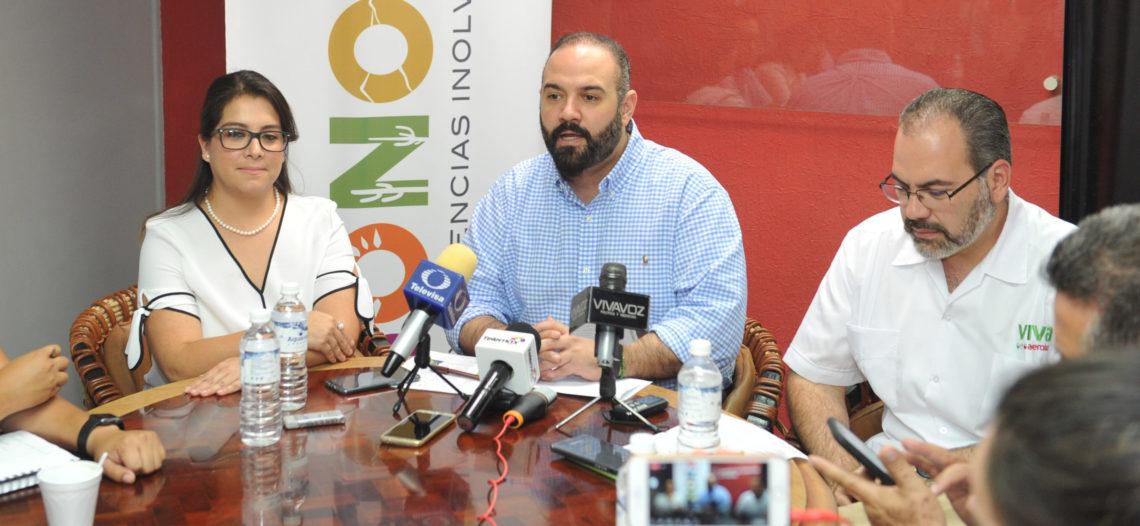 Inician operaciones rutas aéreas Hermosillo-Cancún y Hermosillo-Los Cabos