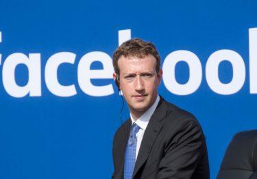 EU impone multa a Facebook por 5 mil millones