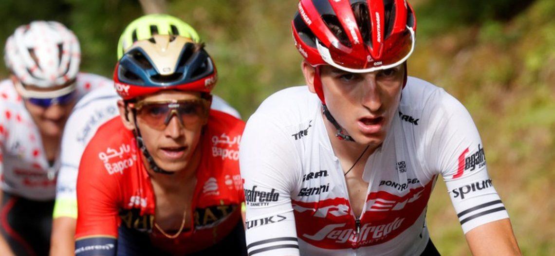 Ciccone, nuevo líder del Tour de Francia