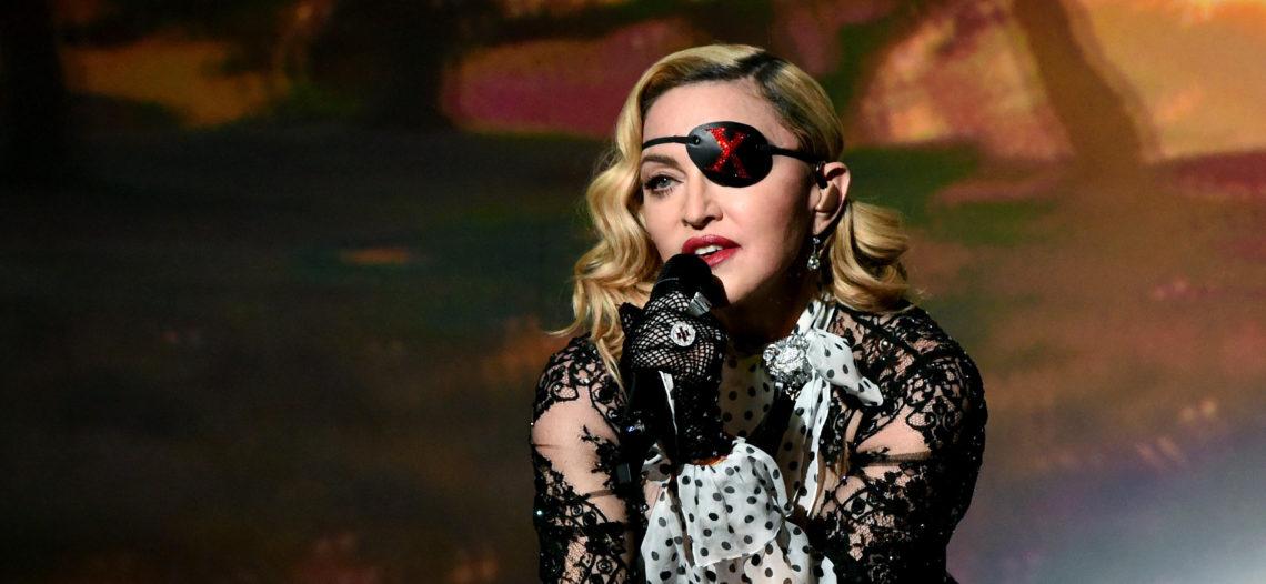 Madonna se declara ferviente admiradora de Frida Kahlo