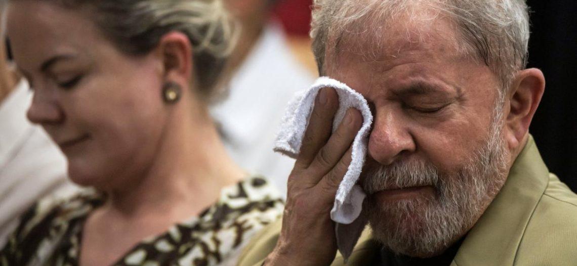 Absuelven a Lula de lavado de dinero