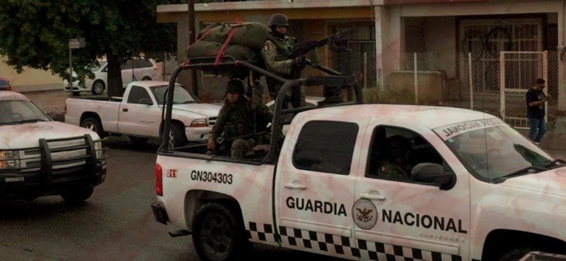 Hasta el miércoles arranca operación de la Guardia Nacional