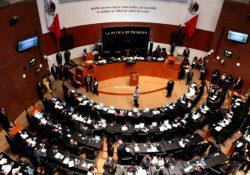 Senado aprueba en lo general Ley de Extinción de Dominio