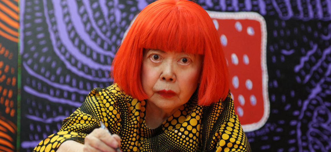 Del rechazo al reconocimiento mundial: la vida de Yayoi Kusama
