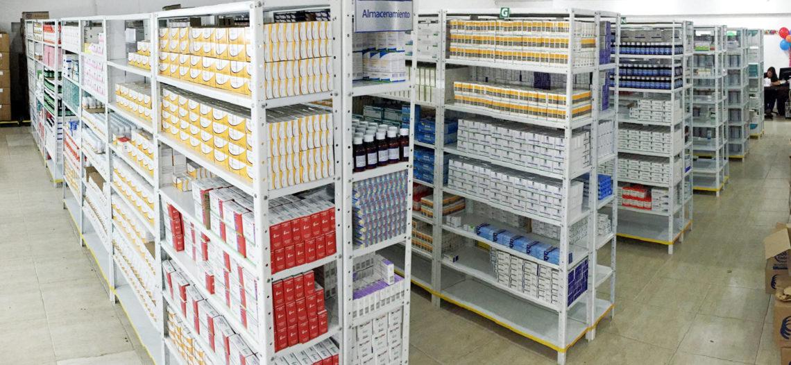 Hacienda emite convocatoria para distribución de medicamentos